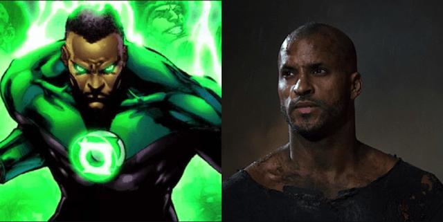 DC elige a su nuevo Green Lantern, y no es el que tú pensabas