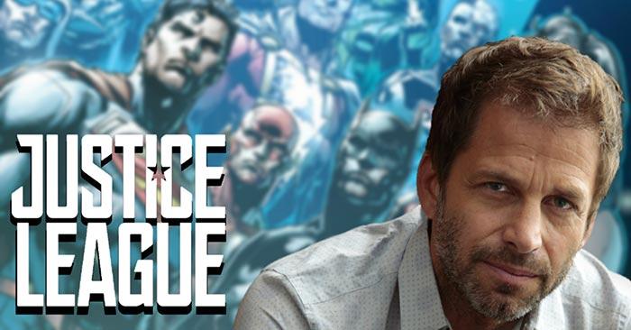Warner en guerra por la versión extendida de la Liga de la Justicia de Zack Snyder