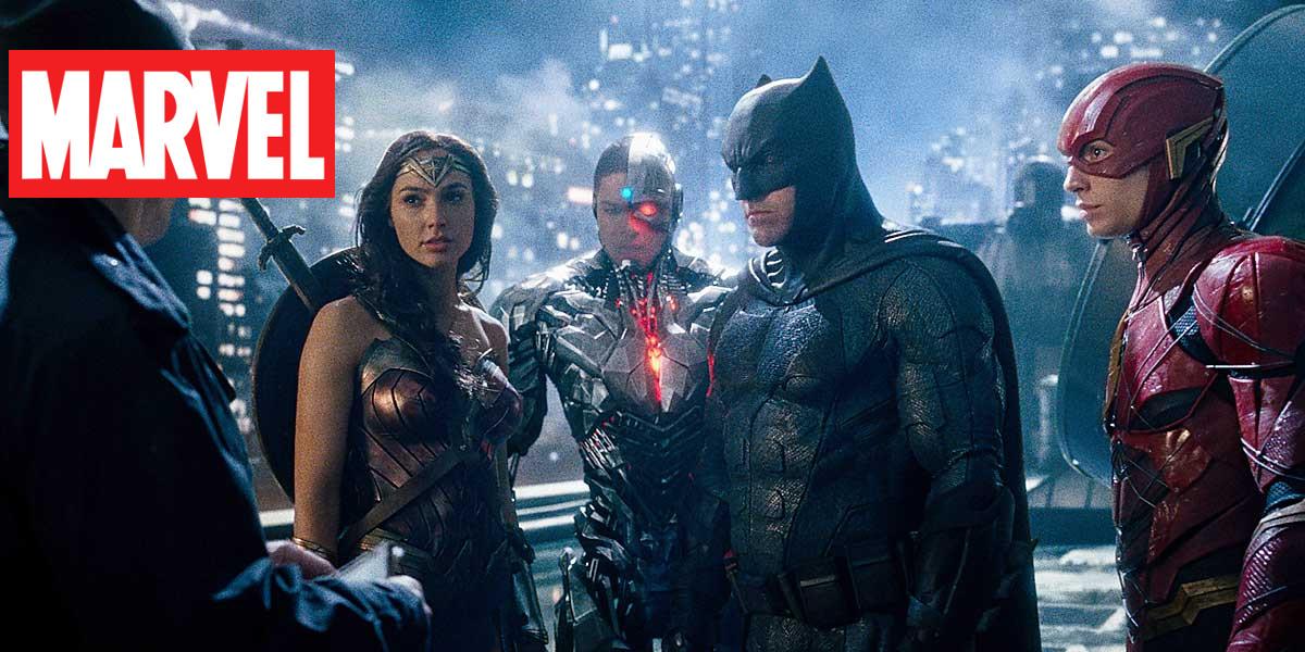 Críticas oficiales de Justice League, la más Marvel de las películas de Warner