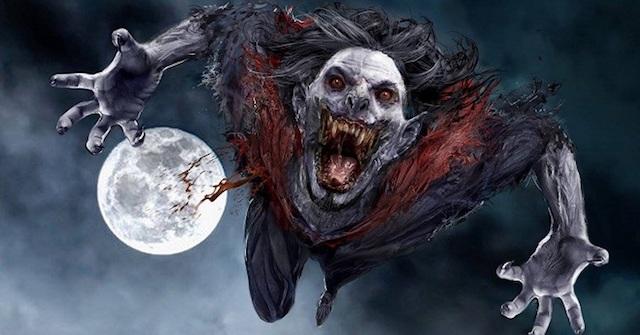 Oficial Marvel: Morbius, el Vampiro Viviente, llega al cine