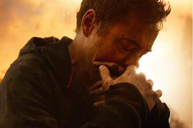 Los cinco grandes momentos del tráiler de Avengers: Infinity War