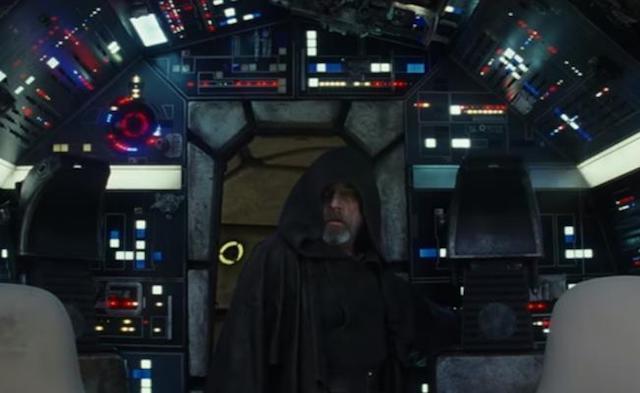 La oscuridad llega al nuevo tráiler de Star Wars: Los Últimos Jedi