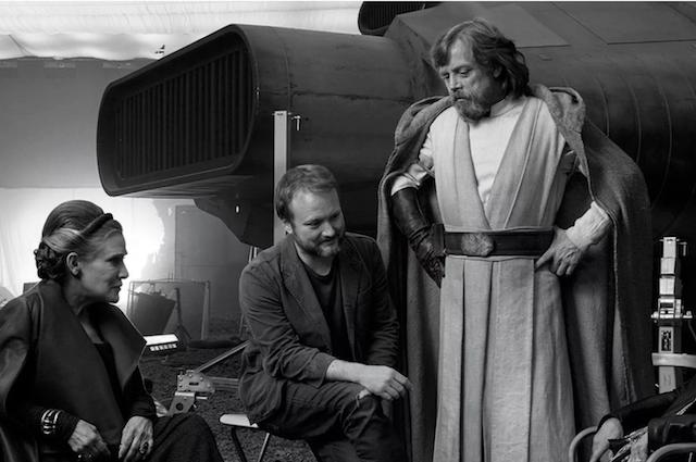 Oficial: Nueva trilogía de Star Wars con nuevos personajes