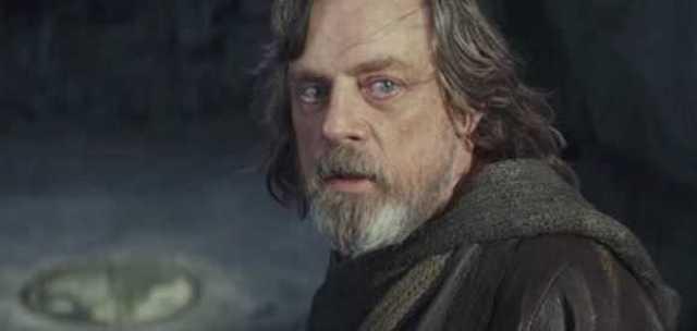 Mark Hamill reconoce que se equivocó con sus críticas a Los últimos Jedi