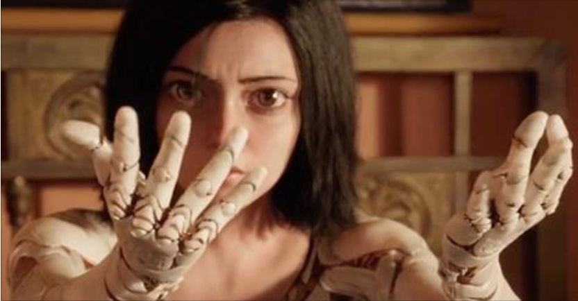 Espectacular trailer de 'Alita, Angel de Combate'. Película en imagen real del manga