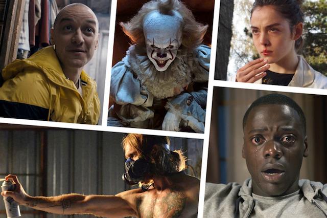 Las 13 mejores películas de terror de 2017