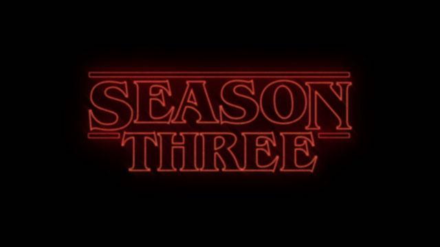 Oficial: Stranger Things 3 está en marcha