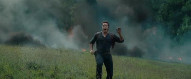 Teaser de Jurassic World: El reino caído
