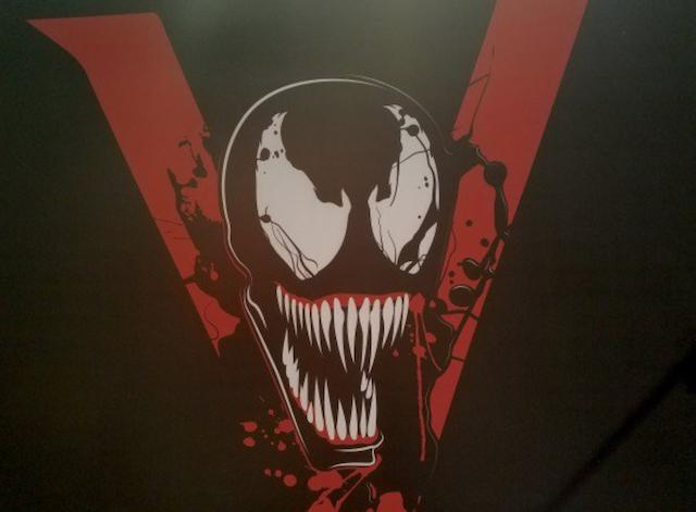¡Primera imagen oficial de Venom!
