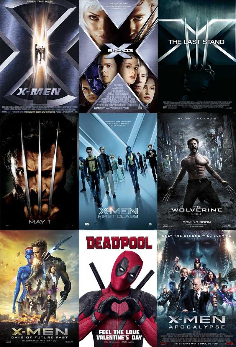 ¿Reiniciará Disney las series y películas de los X-Men?