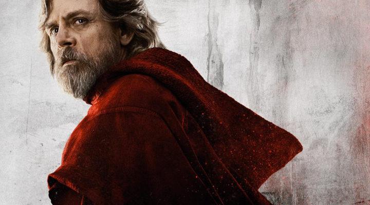Mark Hamill víctima de los haters de Star Wars: Los Últimos Jedi