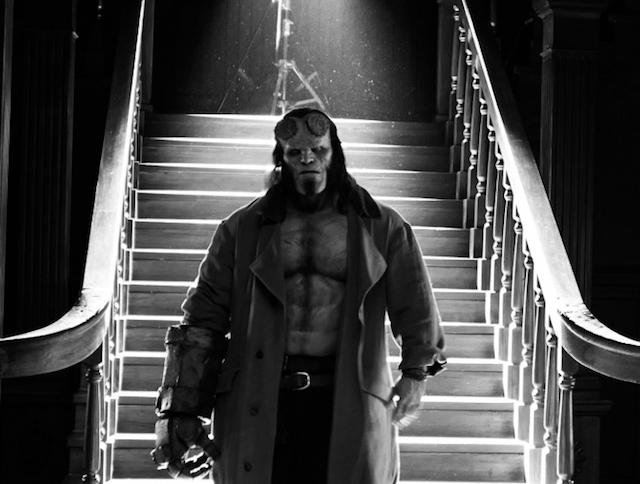 Nuevos y alucinantes detalles del argumento de Hellboy
