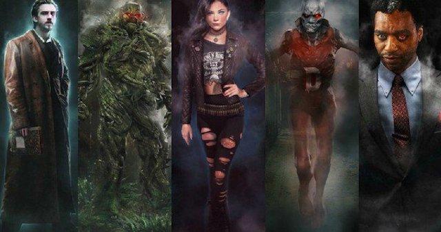 Alucinantes diseños conceptuales de Justice League Dark
