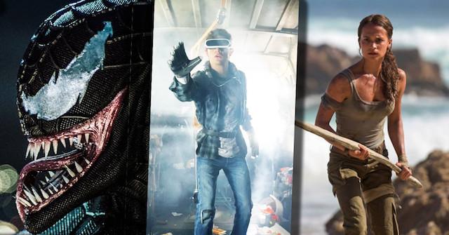 Las películas más esperadas de 2018