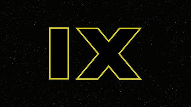 Revelado el título de Star Wars: Episodio IX