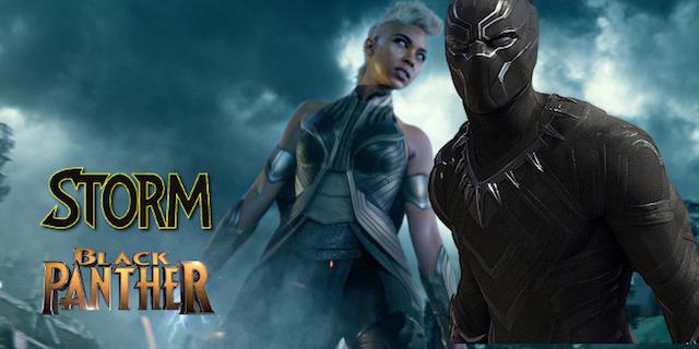 ¿Veremos a Tormenta en Pantera Negra?