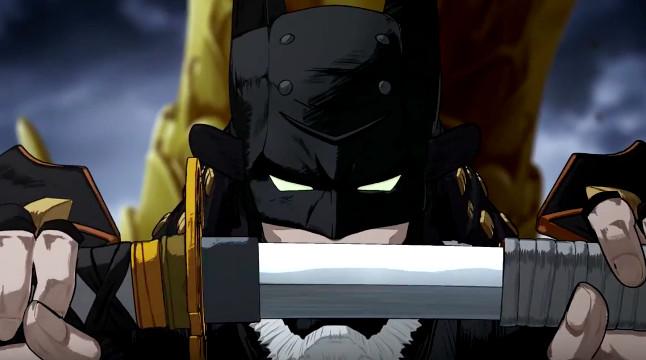 Trailer de 'Batman Ninja', el impresionante anime de Batman