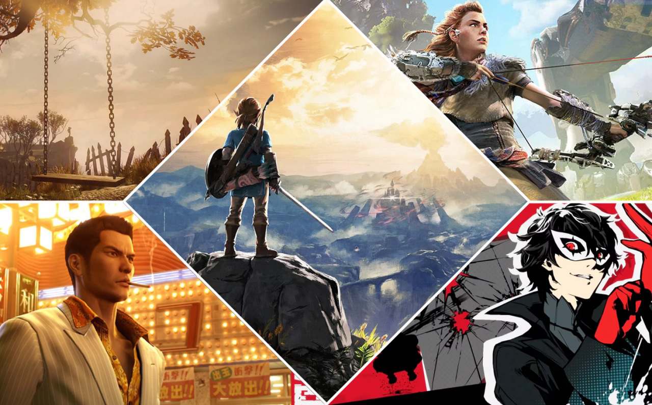 Los 25 mejores videojuegos de 2017