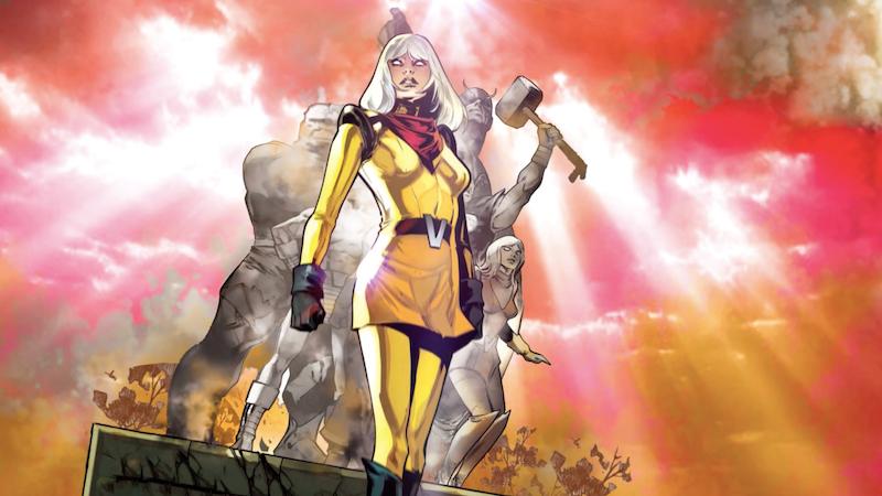 Marvel revela la alineación completa de Vengadores de 'No Surrender'
