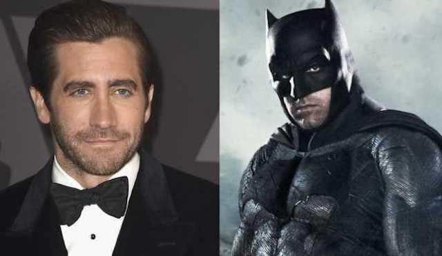 The Batman: Jake Gyllenhaal confirmado en la película del Universo DC