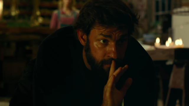 A Quiet Place, ¿la película secreta de Cloverfield?