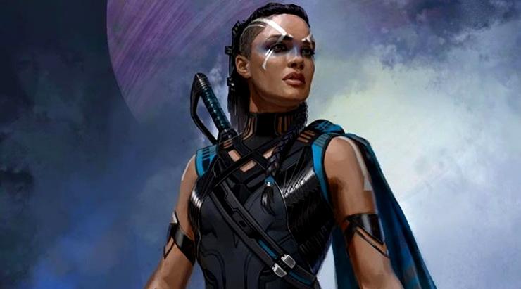 Marvel pone a la nueva Valquiria al frente de los nuevos Exiliados