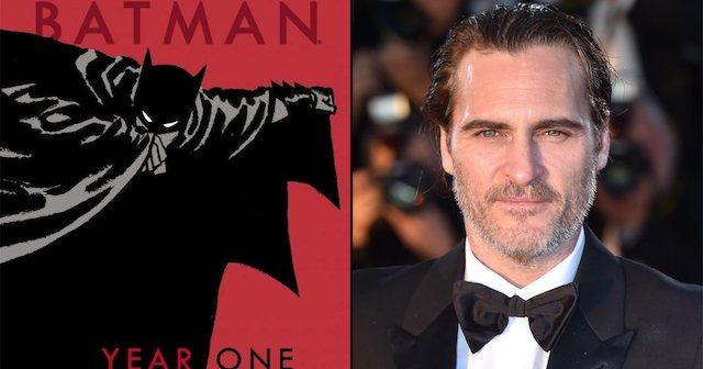 Suben las apuestas por Joaquin Phoenix para ser Batman