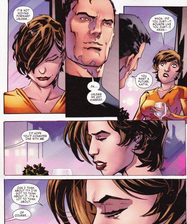 Dos grandes superhéroes Marvel se prometen en la gran boda de 2018