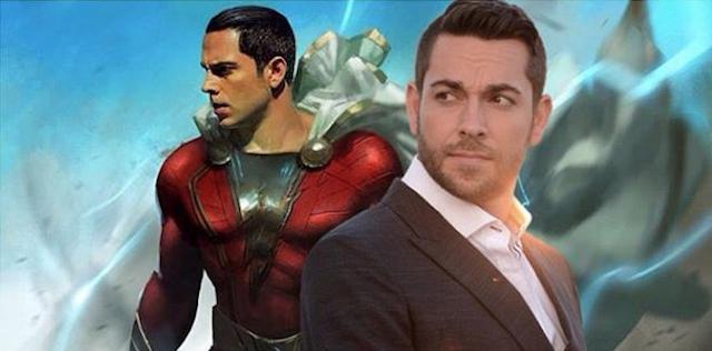 El director de Shazam responde a los haters del Universo DC