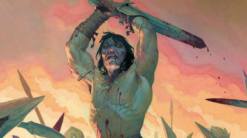 Conan vuelve a Marvel