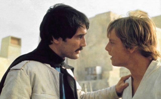 La escena eliminada de Star Wars con Luke borracho