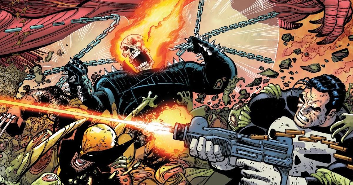 Las 5 mejores historias de Ghost Rider, Motorista Fantasma en los comics