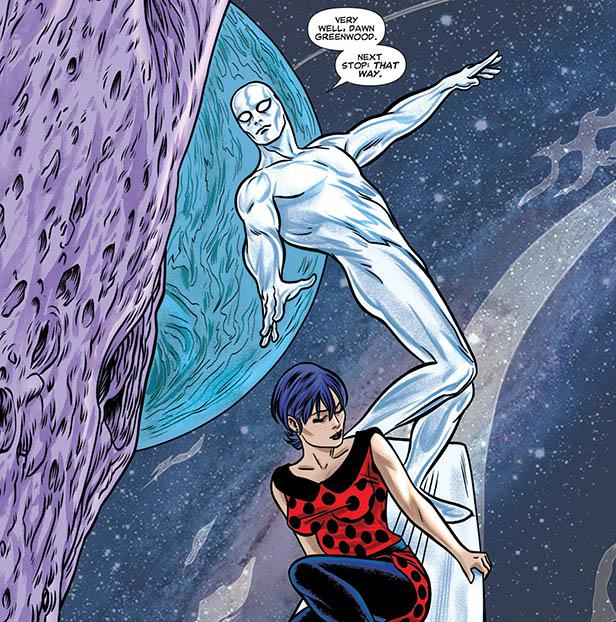 Las 5 mejores historias de Silver Surfer, Estela Plateada en los comics