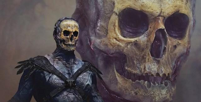 Brutales imágenes de la película de terror de Masters del Universo