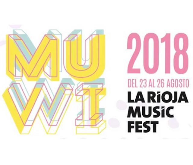 Primeras confirmaciones del MUWI La Rioja Music Fest