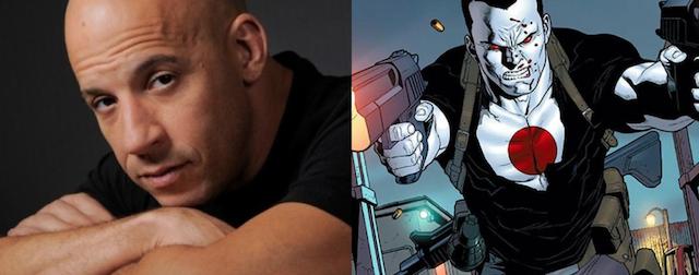 Vin Diesel protagonizará la adaptación del cómic Bloodshot