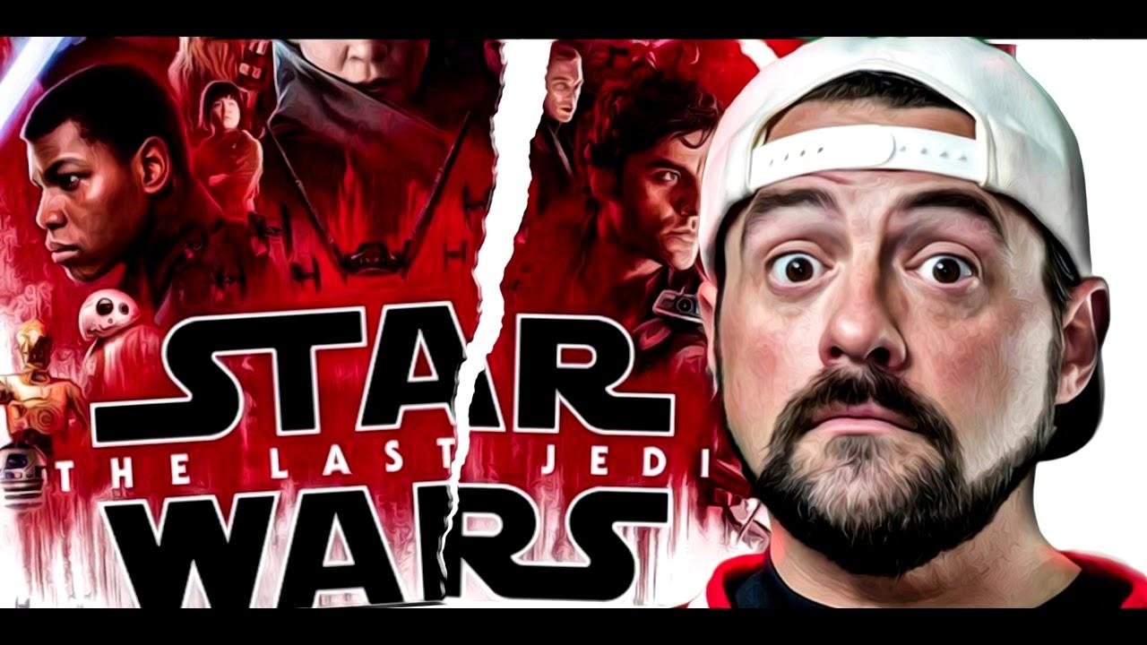 Kevin Smith descubre por qué hay fans que odian Star War: Los Últimos Jedi
