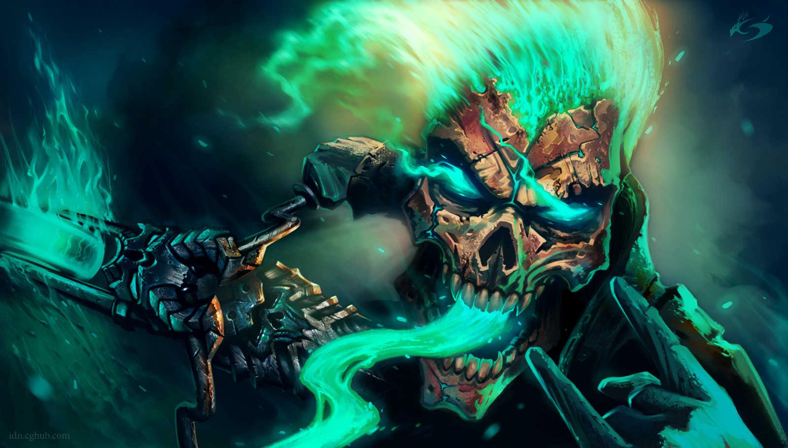 Marvel revela la identidad del nuevo Ghost Rider