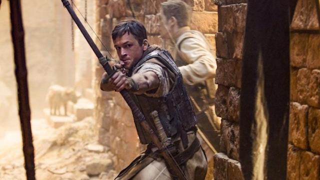 Primeras imágenes de Robin Hood, la revolución de Nottingham