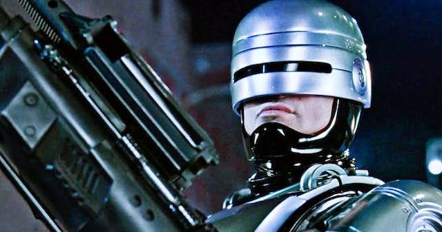 Vuelve Robocop con una secuela de la película original