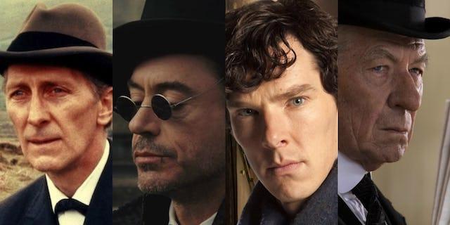 Las mejores adaptaciones de Sherlock Holmes
