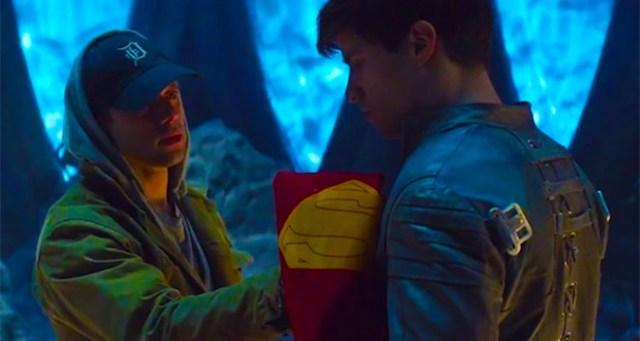 Espectacular nuevo tráiler de Krypton: un nuevo Superman es posible