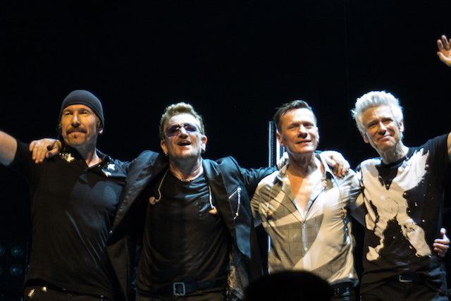 U2: concierto en Madrid el 20 de septiembre