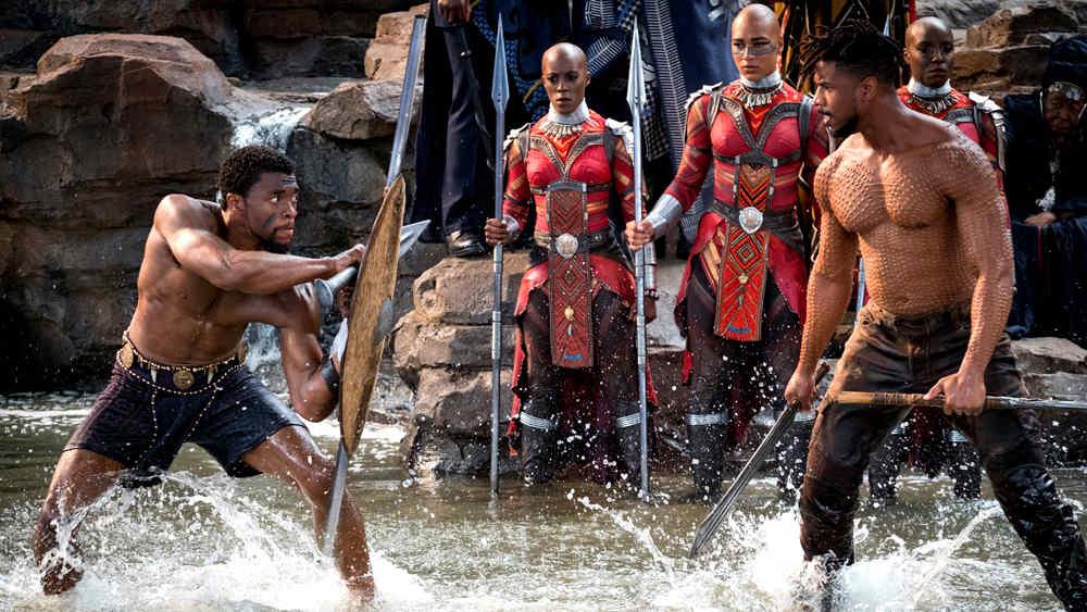 Las primeras críticas de 'Black Panther (Pantera Negra)' revolucionan las redes