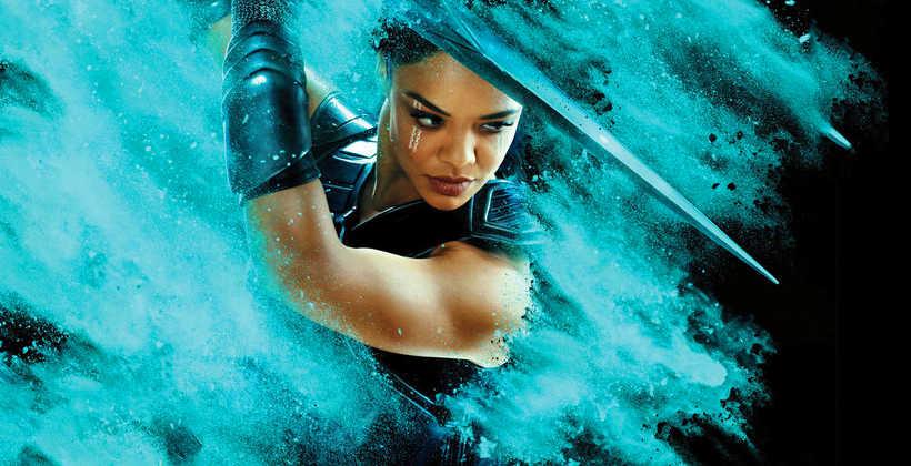 Tessa Thompson nominada a los BAFTA por Thor: Ragnarok