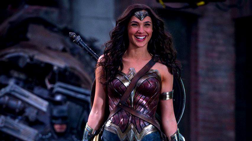 Wonder Woman elegida mejor película de acción del año