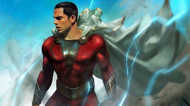 Wonder Woman estará en Shazam!