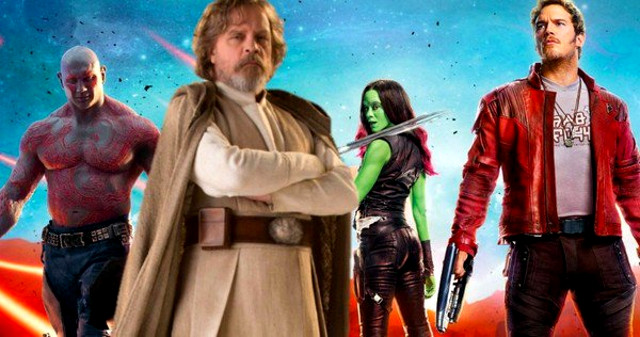 Mark Hamill se apunta para Guardianes de la Galaxia Vol 3