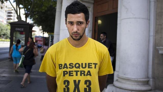 Valtonyc, tres años a la cárcel por rapear