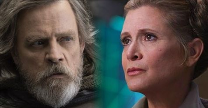 Mark Hamill revela el final original de Star Wars Episodio IX de George Lucas